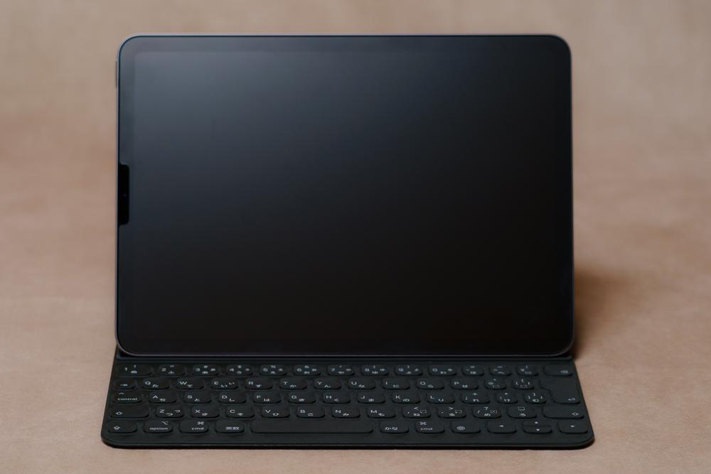 iPad Air 4とSmart Keyboard